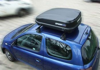 Bagażnik samochodowy SPORTAC 320 E
